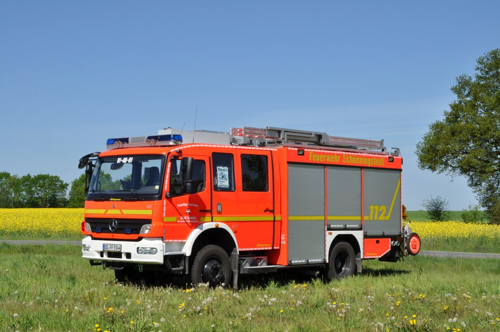 HLF91/48/1 FF Schönningstedt